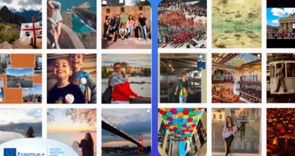 #ScattaErasmus, ecco le 24 immagini vincitrici del contest