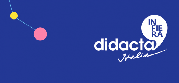 Aperte le iscrizioni a Fiera Didacta Italia 2021 online