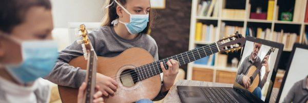 """""""La musica unisce la scuola"""", dal 12 aprile l'invio degli audio/video delle scuole"""